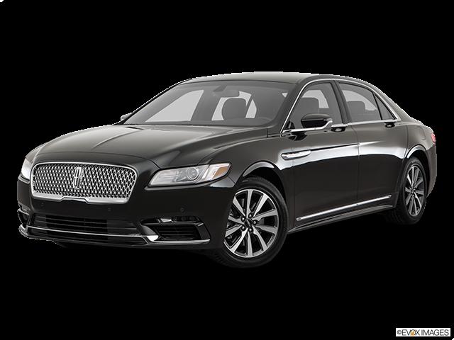 2017 Lincoln Continental photo