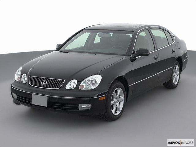 2002 Lexus GS 300 Review