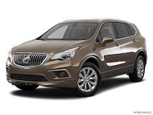 2018 Buick Envision Review