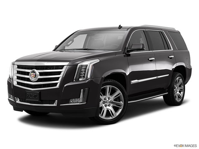2015 cadillac escalade review carfax vehicle research. Black Bedroom Furniture Sets. Home Design Ideas
