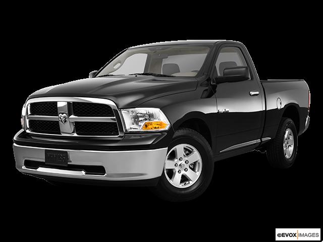 2010 Dodge Ram Pickup 1500 Review