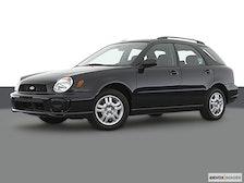 2003 Subaru Impreza Review