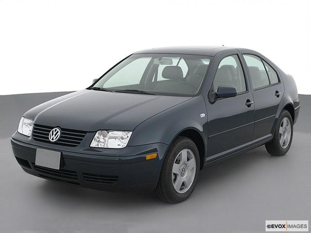 2002 Volkswagen Jetta Review