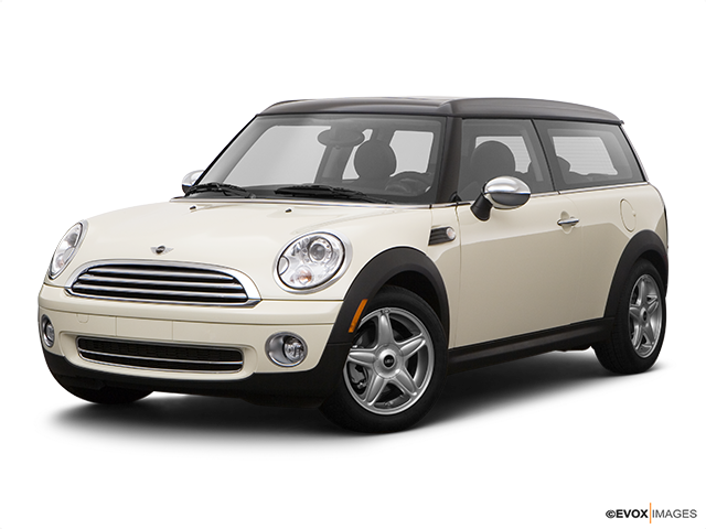 2008 MINI Cooper Clubman Review