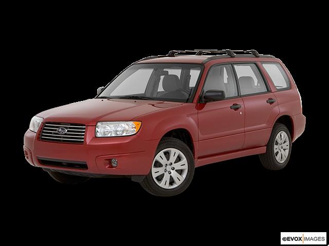 2008 Subaru Forester Review