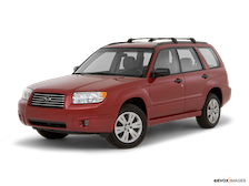 2008 Subaru Forester Review