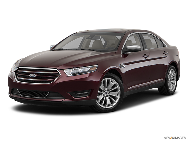2018 Ford Taurus Review