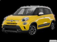 2015 FIAT 500L Review
