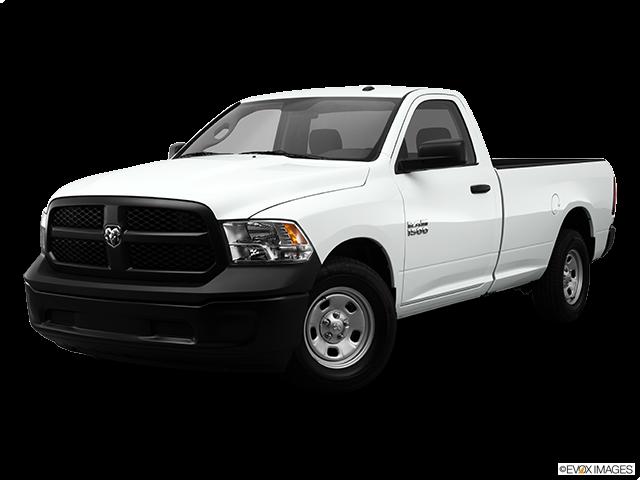 2015 Ram Ram Pickup 1500 Review