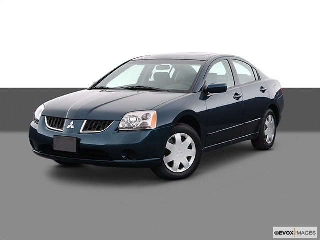 2004 Mitsubishi Galant Review