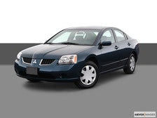 2005 Mitsubishi Galant Review