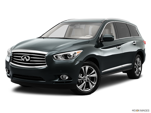 INFINITI JX35 Reviews