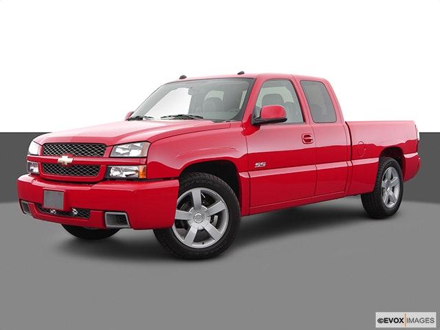 2004 Chevrolet Silverado 1500 SS Review
