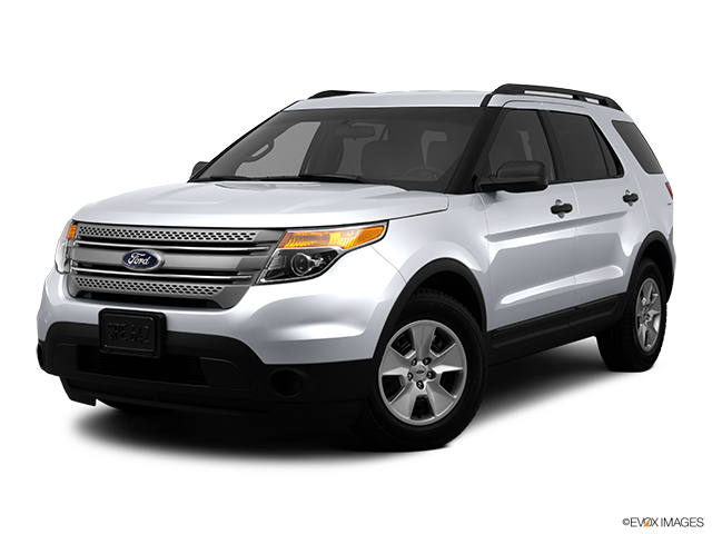 2012 Ford Explorer Review