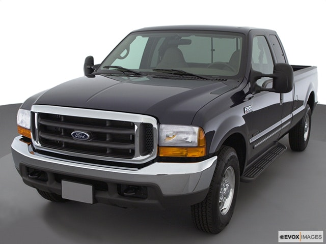 2000 Ford F-250 Super Duty Review