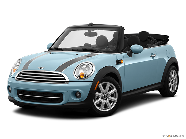 2014 MINI Convertible Review