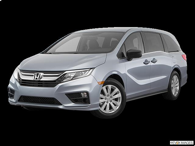 2018 Honda Odyssey photo