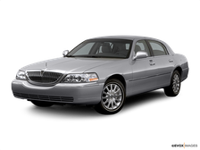 2006 Lincoln Town Car Review