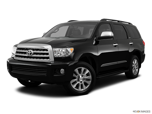 2013 Toyota Sequoia Review