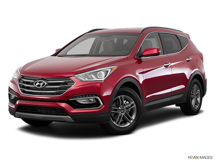 2017 hyundai santa fe review carfax vehicle research. Black Bedroom Furniture Sets. Home Design Ideas