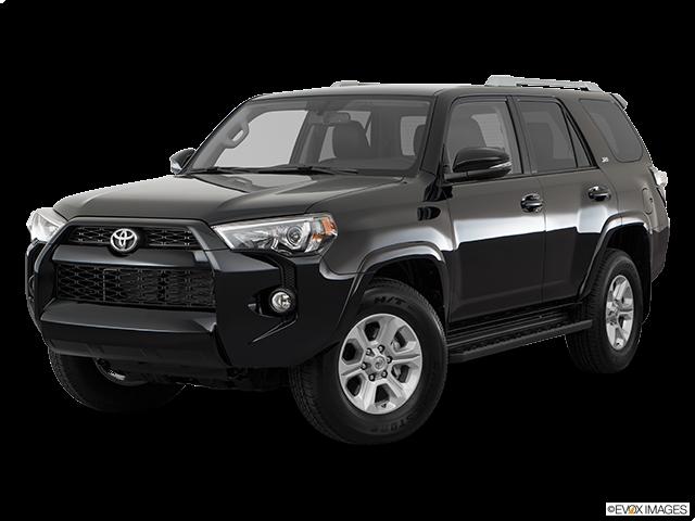 2017 Toyota 4Runner Review
