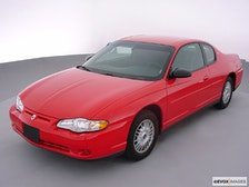 2000 Chevrolet Monte Carlo Review