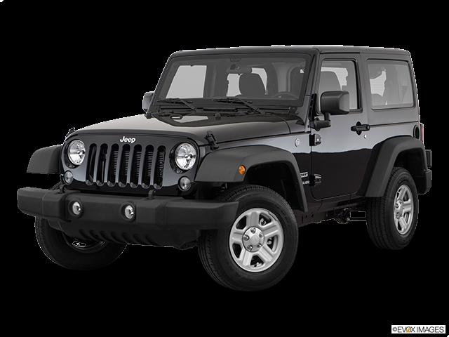 2017 Jeep Wrangler photo