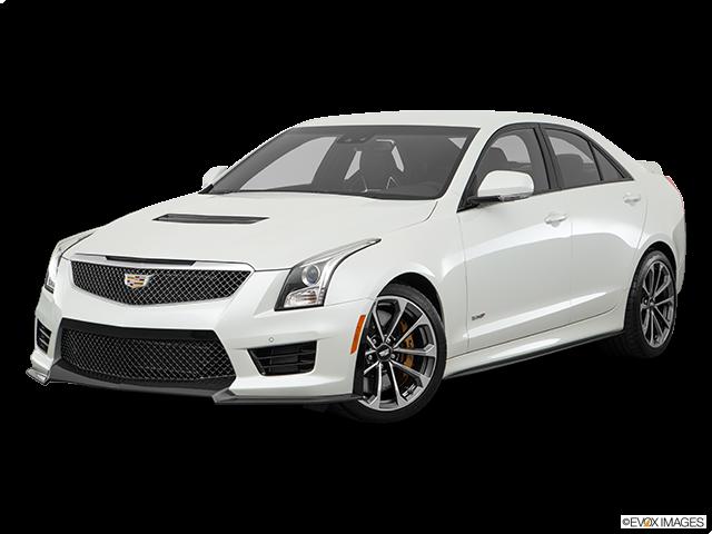 2017 Cadillac ATS-V Review