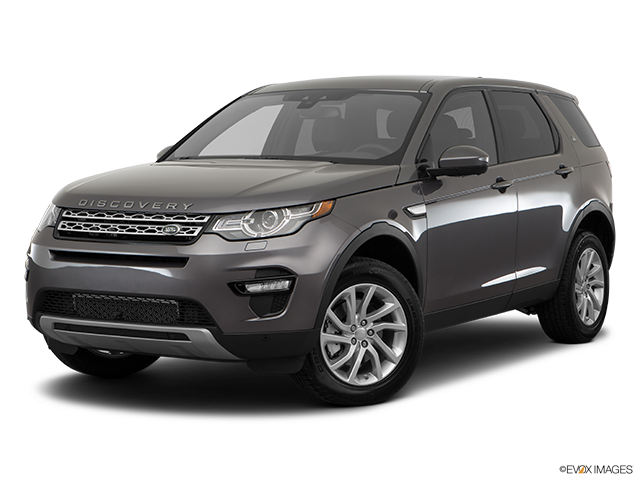 2017 Land Rover Discovery Sport photo
