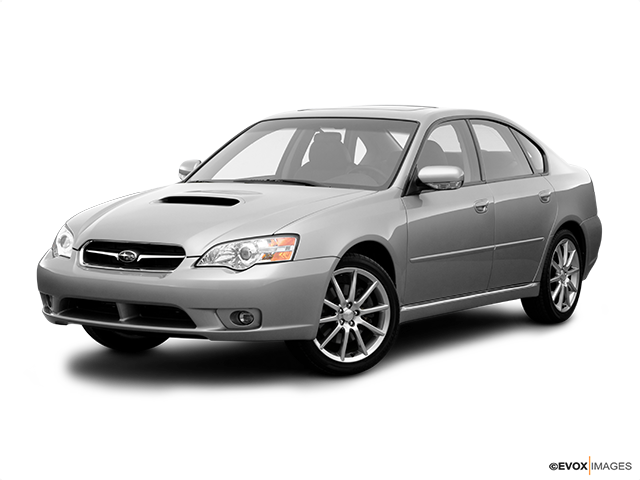 2006 Subaru Legacy Review