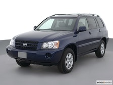 2003 Toyota Highlander Review