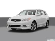 2005 Toyota Matrix Review