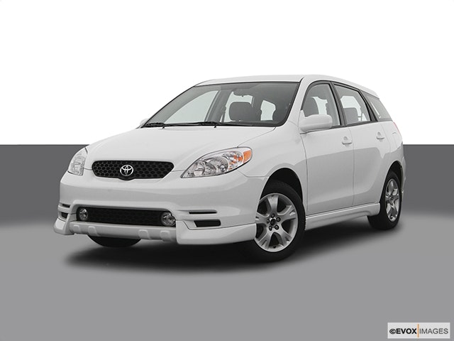 2004 Toyota Matrix Review