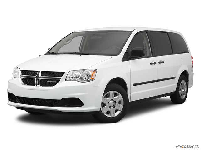 2011 Dodge Grand Caravan Review