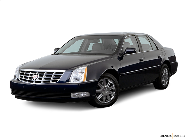 2006 Cadillac DTS Review