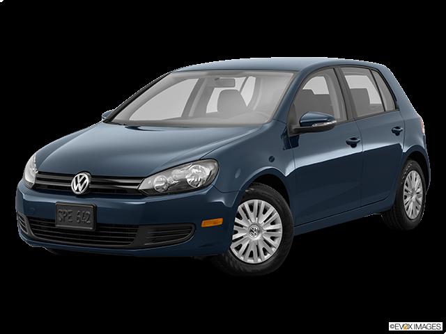 2014 Volkswagen Golf Review