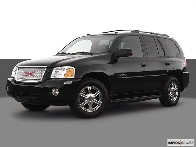 2003 GMC Envoy Review