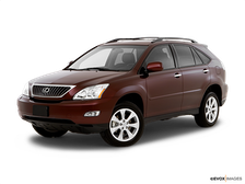 2008 Lexus RX Review