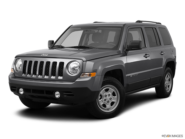 2012 Jeep Patriot Review
