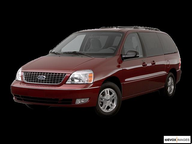 Ford Freestar Reviews