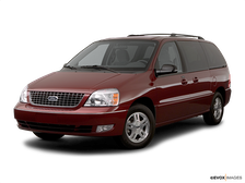 2007 Ford Freestar Review