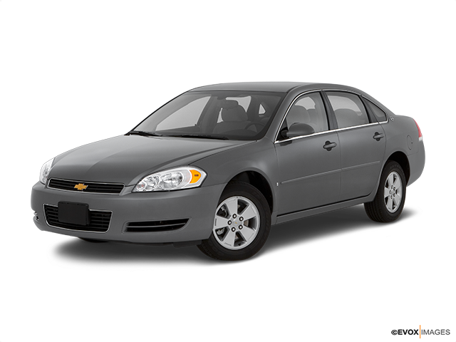 2008 Chevrolet Impala Review