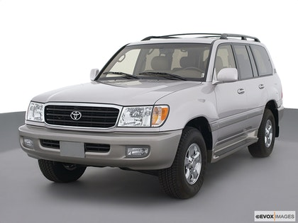 2002 Toyota Land Cruiser photo
