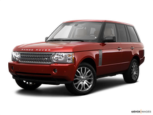 2009 Land Rover Range Rover Review