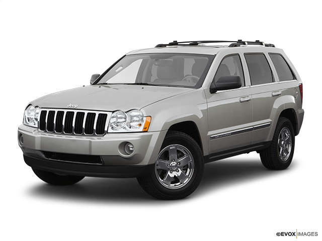 2007 Jeep Grand Cherokee Review