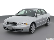 2002 Audi S4 Review