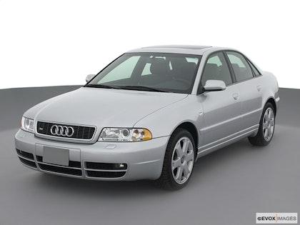 2001 Audi S4 photo