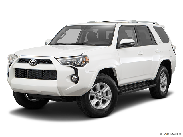 2016 Toyota 4runner Review Carfax Vehicle Research