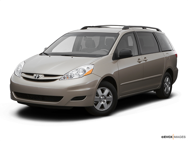 2007 Toyota Sienna Review