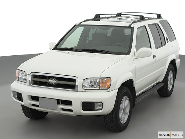 2000 Nissan Pathfinder Review